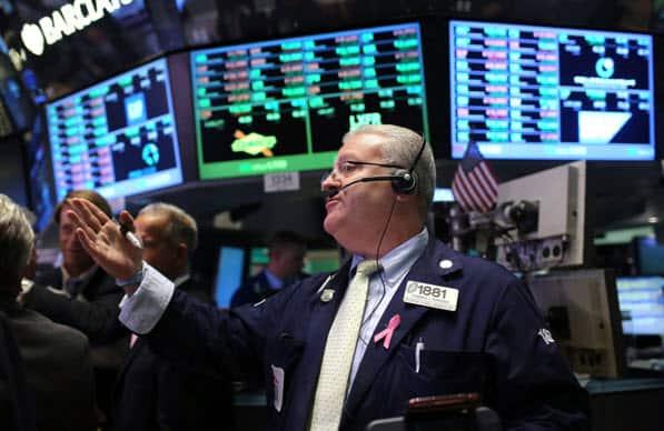 ברוקר בבורסה