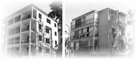 """תמונות לפני ואחרי של פרויקט תמ""""א 38"""